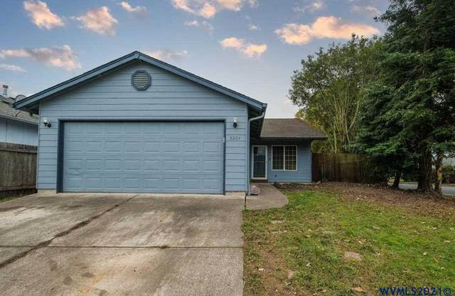 3204 24th Av SE, Albany, OR 97322 (MLS #784177) :: Oregon Farm & Home Brokers