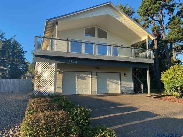1935 NW 51st St, Lincoln City, OR 97367 (MLS #784189) :: Song Real Estate
