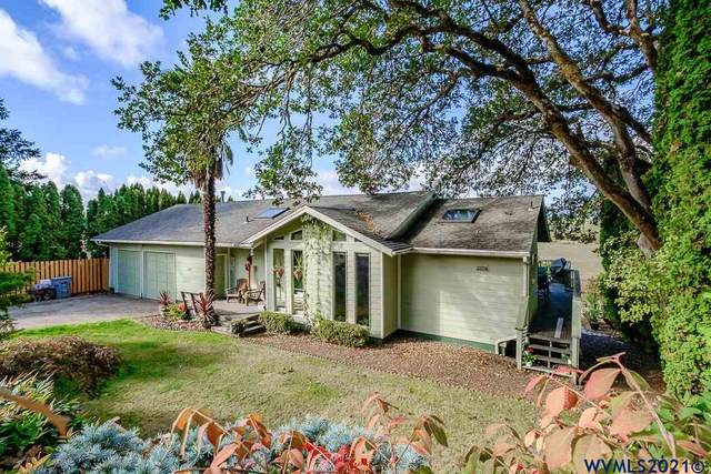 424 S 30th St, Philomath, OR 97370 (MLS #784210) :: Sue Long Realty Group
