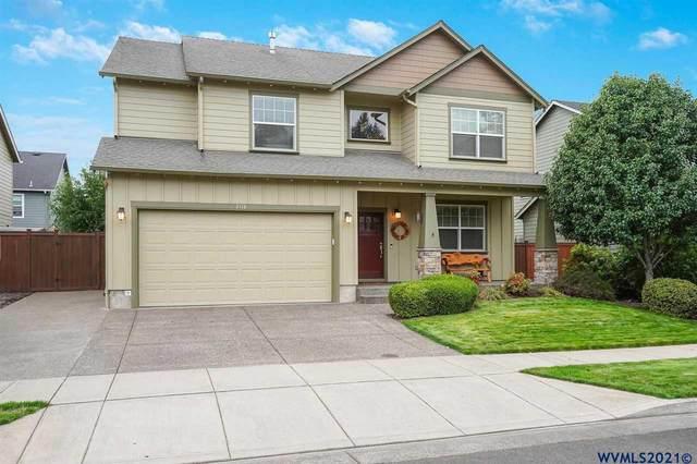 2118 Bobcat Av SW, Albany, OR 97321 (MLS #784273) :: Song Real Estate
