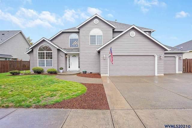 643 Alder St, Jefferson, OR 97352 (MLS #784290) :: Premiere Property Group LLC