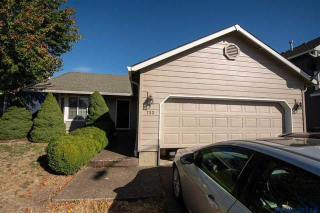 733 Griffin Dr, Monmouth, OR 97361 (MLS #784303) :: The Beem Team LLC
