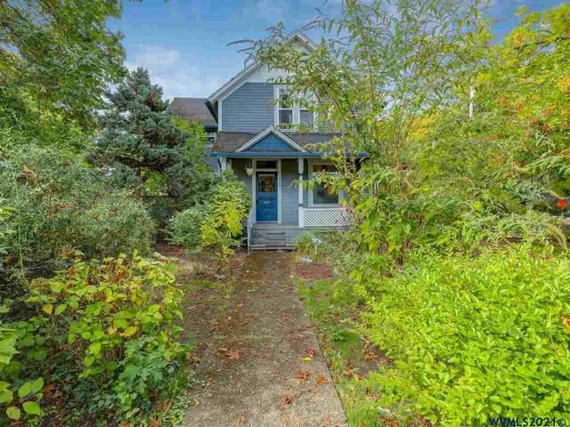 489 14th St NE, Salem, OR 97301 (MLS #784355) :: Song Real Estate