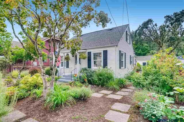 828 Barger St, Silverton, OR 97381 (MLS #784480) :: Premiere Property Group LLC