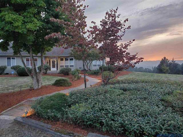 10195 Oak Hill Rd, Independence, OR 97351 (MLS #784504) :: Premiere Property Group LLC