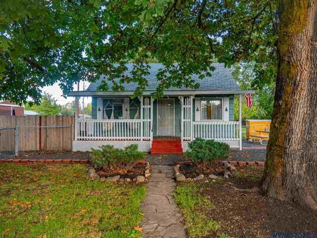 1924 18th Av, Sweet Home, OR 97386 (MLS #784513) :: Premiere Property Group LLC