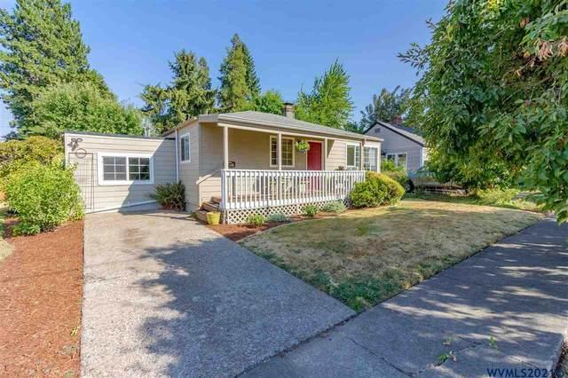 750 16th St NE, Salem, OR 97301 (MLS #784593) :: Oregon Farm & Home Brokers