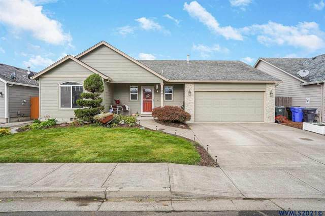 134 11th St, Jefferson, OR 97352 (MLS #784597) :: Kish Realty Group