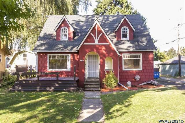 845 Hood Ne St, Salem, OR 97301 (MLS #784603) :: Sue Long Realty Group