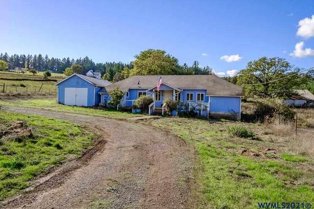 26788 Greenville Rd, Sweet Home, OR 97386 (MLS #784621) :: Premiere Property Group LLC