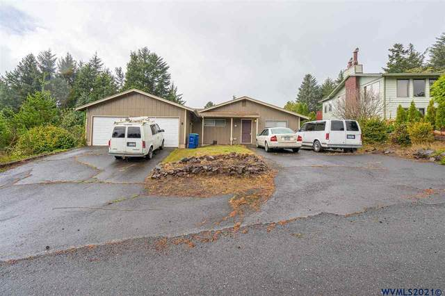 4331 SE Inlet Av, Lincoln City, OR 97367 (MLS #784626) :: Sue Long Realty Group