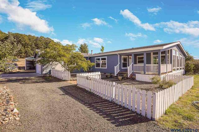 3426 South Kings Valley Hwy, Dallas, OR 97338 (MLS #784640) :: Premiere Property Group LLC