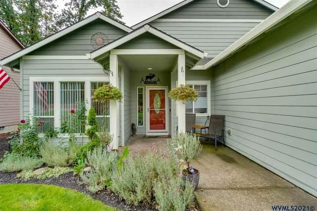 1760 S Toliver Rd, Molalla, OR 97038 (MLS #784656) :: Oregon Farm & Home Brokers