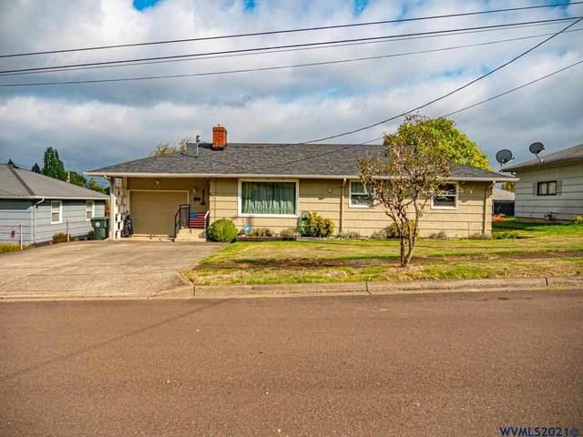 895 2nd Av, Sweet Home, OR 97386 (MLS #784661) :: Premiere Property Group LLC