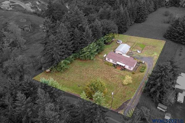 27710 Riggs Hill Rd, Sweet Home, OR 97386 (MLS #784698) :: Premiere Property Group LLC