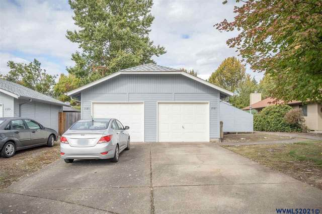 1585 23rd (- 1587) SE, Albany, OR 97322 (MLS #784715) :: Song Real Estate