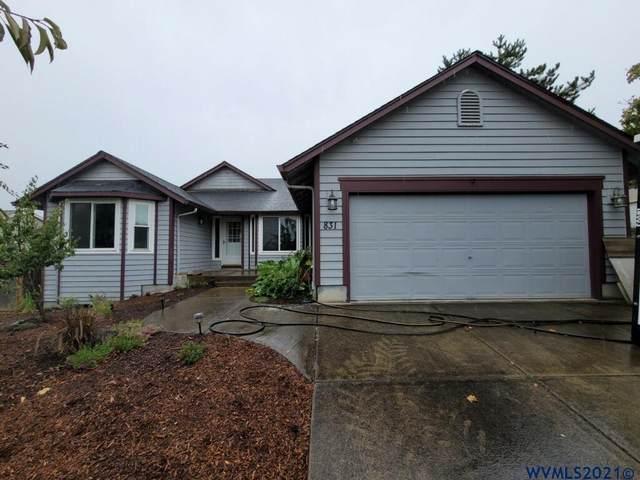 831 E 12th St, Lafayette, OR 97127 (MLS #784741) :: Triple Oaks Realty