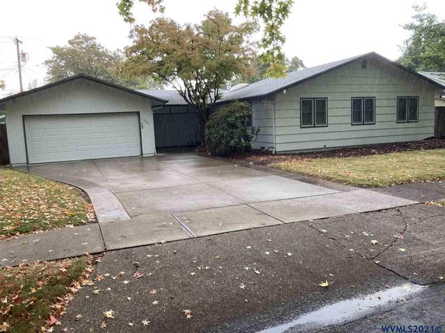 1501 NW 12th St, Corvallis, OR 97330 (MLS #784744) :: Oregon Farm & Home Brokers
