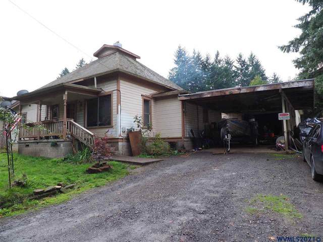 439 Terrace St, Falls City, OR 97344 (MLS #784750) :: Premiere Property Group LLC