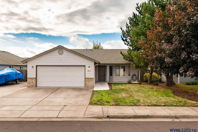 2856 Boston St SE, Albany, OR 97322 (MLS #784835) :: Sue Long Realty Group