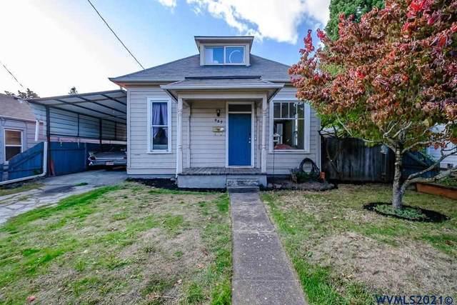 637 17th St NE, Salem, OR 97301 (MLS #784849) :: Oregon Farm & Home Brokers