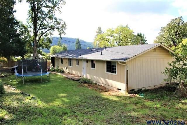 338 N 8TH St, Philomath, OR 97370 (MLS #784913) :: Oregon Farm & Home Brokers