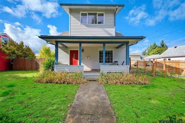 1157 SW Fairview Av, Dallas, OR 97338 (MLS #784939) :: Oregon Farm & Home Brokers