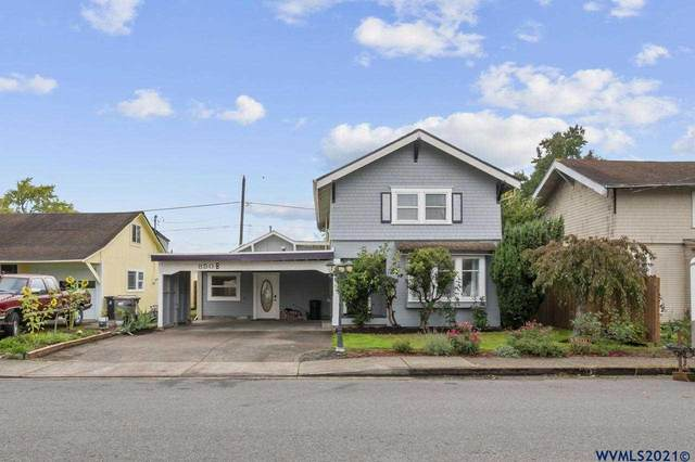 850 18th SW, Albany, OR 97321 (MLS #784944) :: Sue Long Realty Group