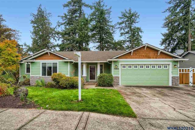 7285 Eastwood Dr SE, Turner, OR 97392 (MLS #784957) :: Sue Long Realty Group