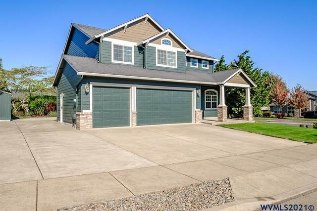 1191 22nd St NW, Albany, OR 97321 (MLS #784960) :: Oregon Farm & Home Brokers