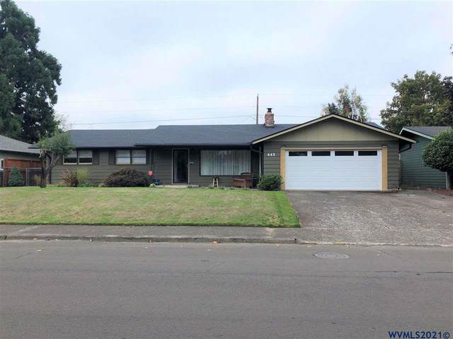 643 45th Pl SE, Salem, OR 97317 (MLS #784968) :: Sue Long Realty Group