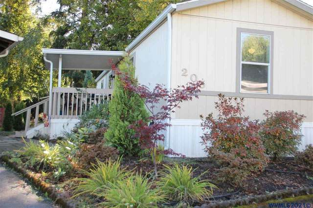 5050 Columbus  (Unit 205) SE #205, Albany, OR 97322 (MLS #784989) :: Song Real Estate
