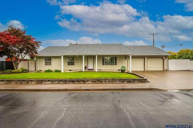 2851 NE Aaron Dr, Mcminnville, OR 97128 (MLS #785005) :: Oregon Farm & Home Brokers