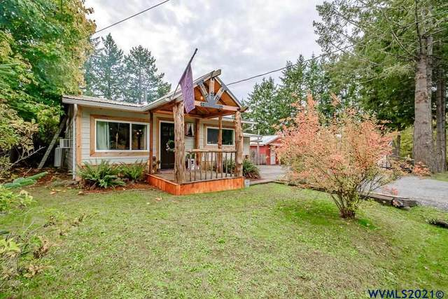 26869 Old Holley Rd, Sweet Home, OR 97386 (MLS #785006) :: Song Real Estate