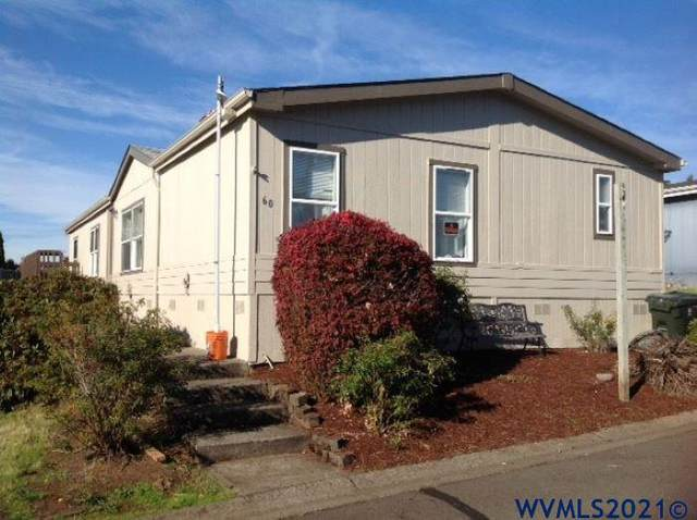 2000 Robins (#60) SE #60, Salem, OR 97306 (MLS #785023) :: Oregon Farm & Home Brokers