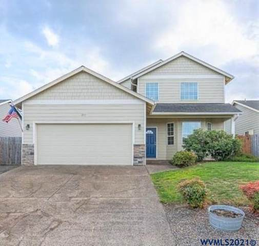 1247 Margaret St E, Monmouth, OR 97361 (MLS #785036) :: Premiere Property Group LLC