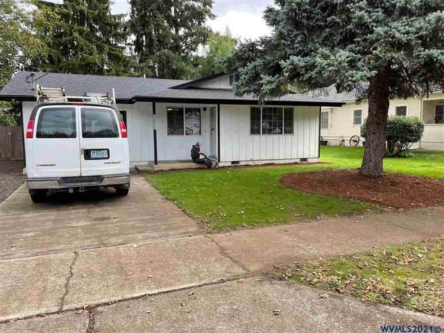 38815 N Main St, Scio, OR 97374 (MLS #785045) :: Premiere Property Group LLC