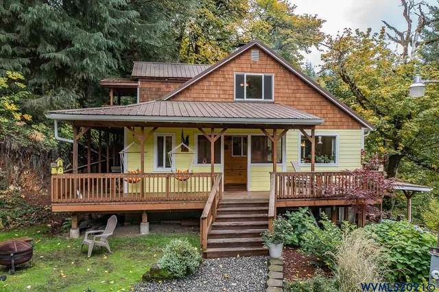 25220 Rice Rd, Sweet Home, OR 97386 (MLS #785069) :: Song Real Estate