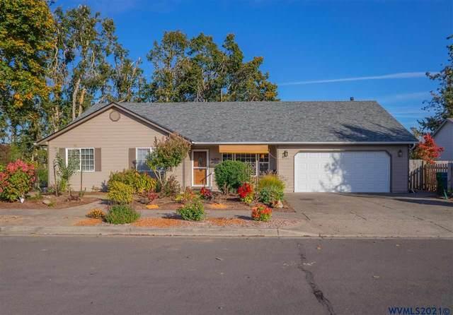 2186 Quail Run Av, Stayton, OR 97383 (MLS #785097) :: Song Real Estate