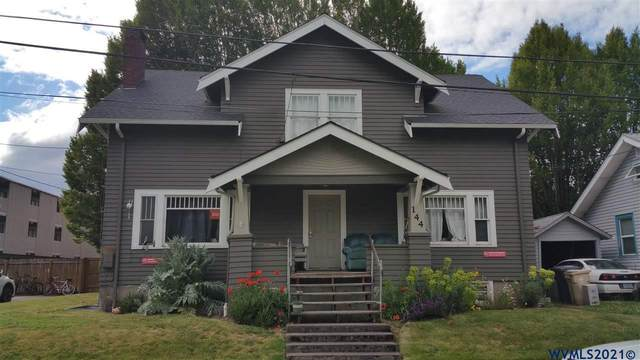 144 NW 14th St, Corvallis, OR 97330 (MLS #785100) :: Premiere Property Group LLC