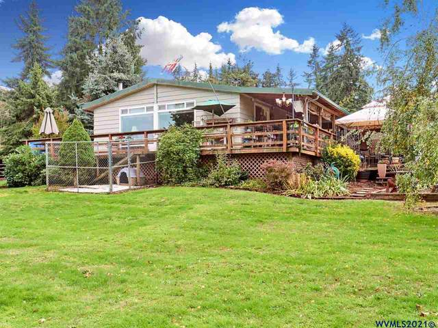 38585 S Prospect Dr, Molalla, OR 97038 (MLS #785137) :: Premiere Property Group LLC
