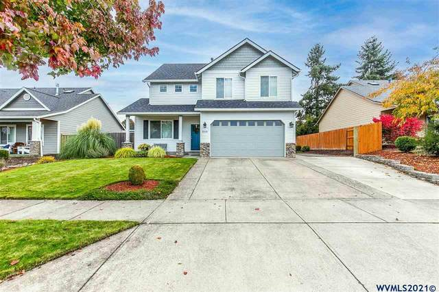 2218 Summerview Dr, Stayton, OR 97383 (MLS #785160) :: Song Real Estate