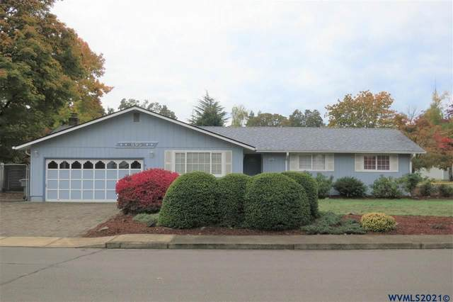 695 SW Mill St, Dallas, OR 97338 (MLS #785162) :: Premiere Property Group LLC
