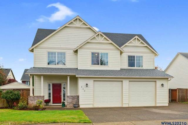 860 Eisenhower Dr NW, Salem, OR 97304 (MLS #785186) :: Sue Long Realty Group