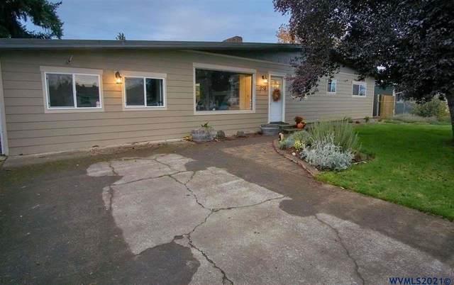 278 W Cedar Dr, Lebanon, OR 97355 (MLS #785228) :: Song Real Estate