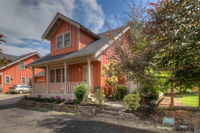 1410 Gwinn St E, Monmouth, OR 97361 (MLS #722635) :: Sue Long Realty Group