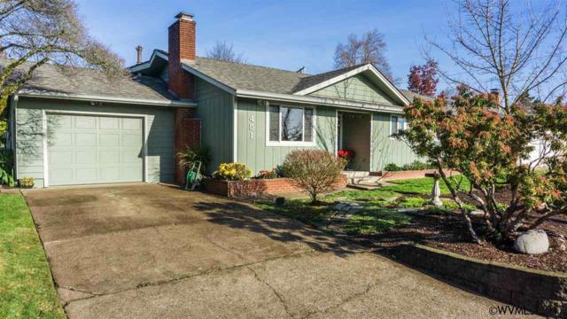 451 NW Hemlock Av, Corvallis, OR 97330 (MLS #726804) :: Sue Long Realty Group