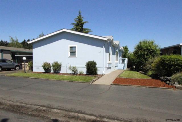 277 NE Conifer (#130) #130, Corvallis, OR 97330 (MLS #731615) :: Gregory Home Team