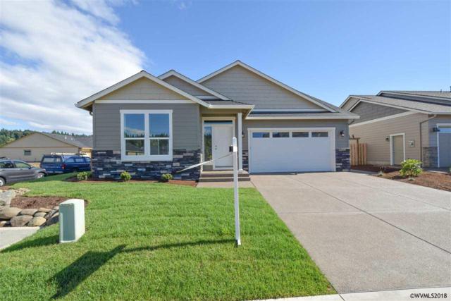 5184 Crawford (Lot #59) St SE, Turner, OR 97392 (MLS #733131) :: Premiere Property Group LLC