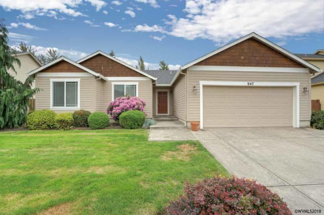 947 Highberger Lp, Aumsville, OR 97325 (MLS #733764) :: HomeSmart Realty Group